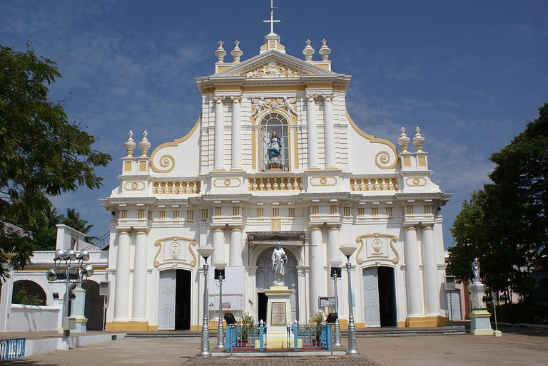 Church Pondy
