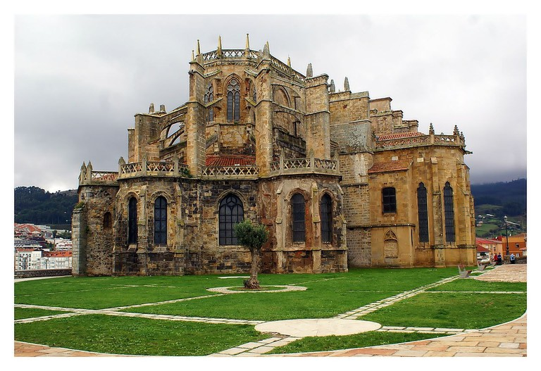 Church of Santa María de la Asunción, Castro Urdiales | ©KANO PHOTO / Wikimedia Commons