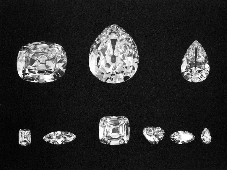 "<a href=""https://commons.wikimedia.org/wiki/File:Cullinan_major_diamonds.jpg"" target=""_blank"" rel=""noopener"">Cullinan Diamonds | Public Domain / WikiCommons</a>"