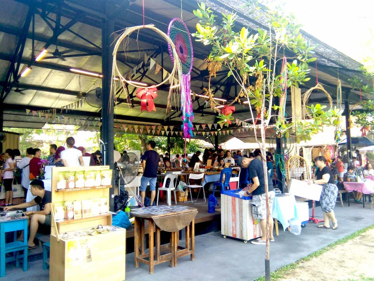 Culture Trip How to Spend 48 Hours in Penang Malaysia - Hin Bus Depot Pop Up Market