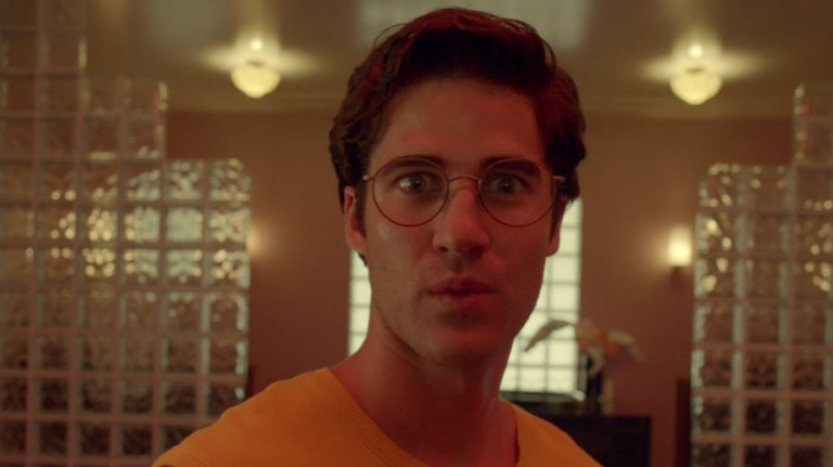 Darren Criss as Andrew Cunanan in <em>The Assassination of Gianni Versace </em>| © FX Channel