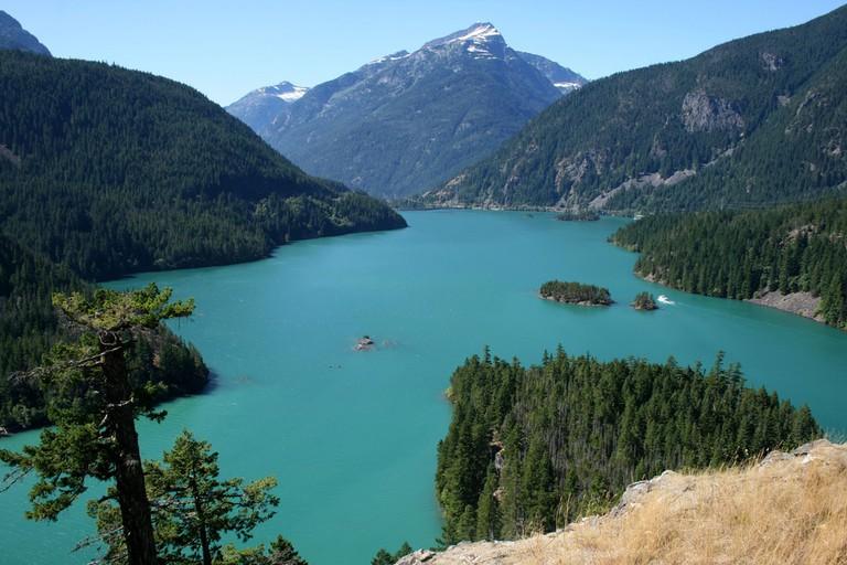 Diablo Lake | © Diablo Shultz / Flickr