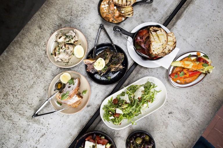 Dishes at Brika | © Courtesy of Brika