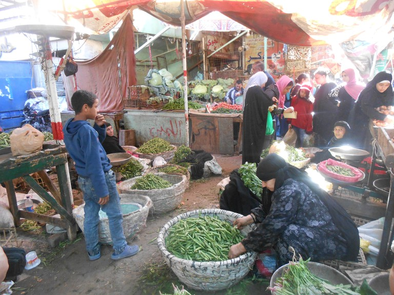 Female sellers and vendors| © Mariam Ghorab
