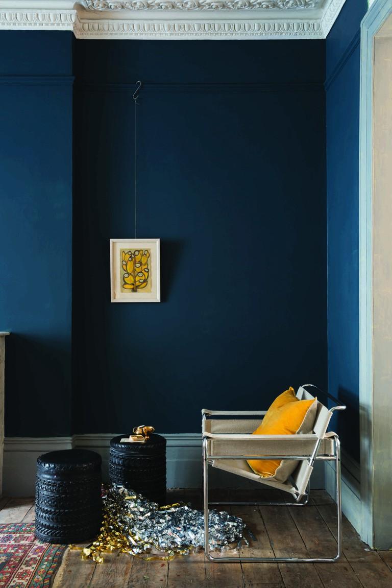 FB Hague Blue No. 30 Vignette