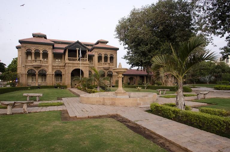 Flag_Staff_House_(Quaid-e-Azam_House_Museum)1