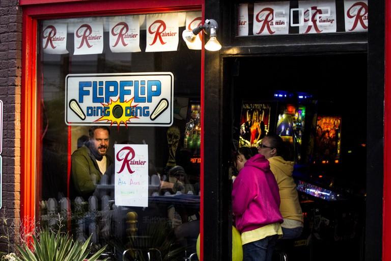 Flip Flip Ding Ding | © Tiffany Von Arnim / Flickr
