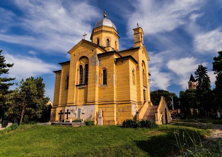 Gardos Church - nmiskovic