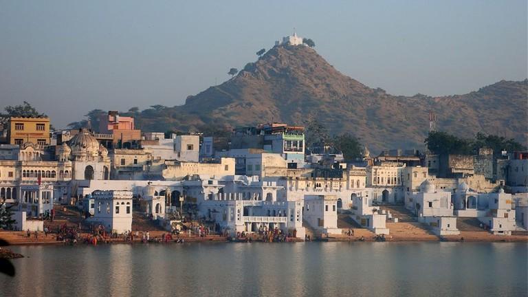 Ghats Pushkar