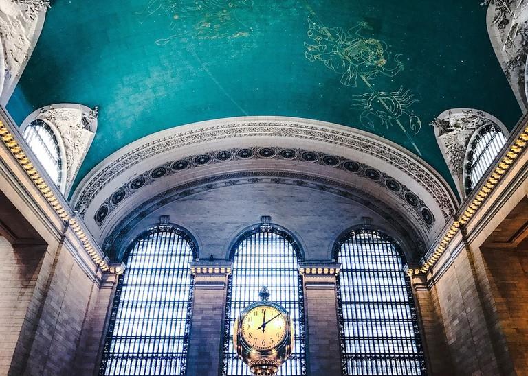 Grand Central Terminal clock | Pixabay