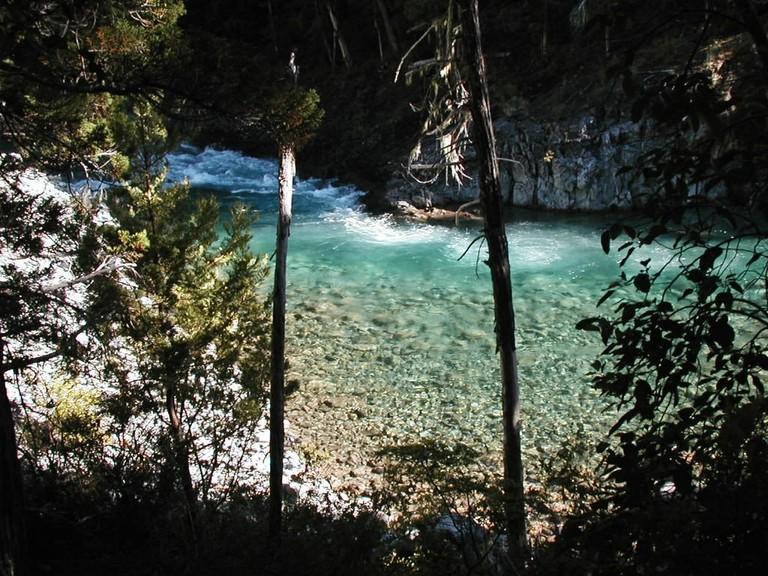Rio Azul, El Bolson