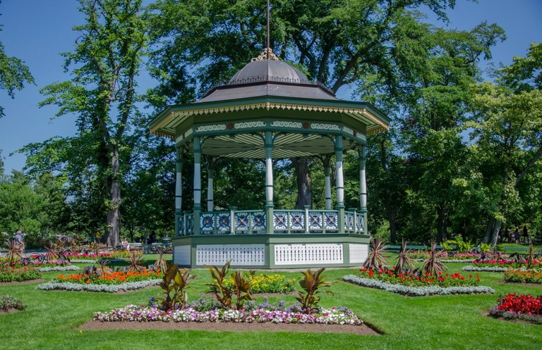 Halifax Public Gardens Destination Halifax