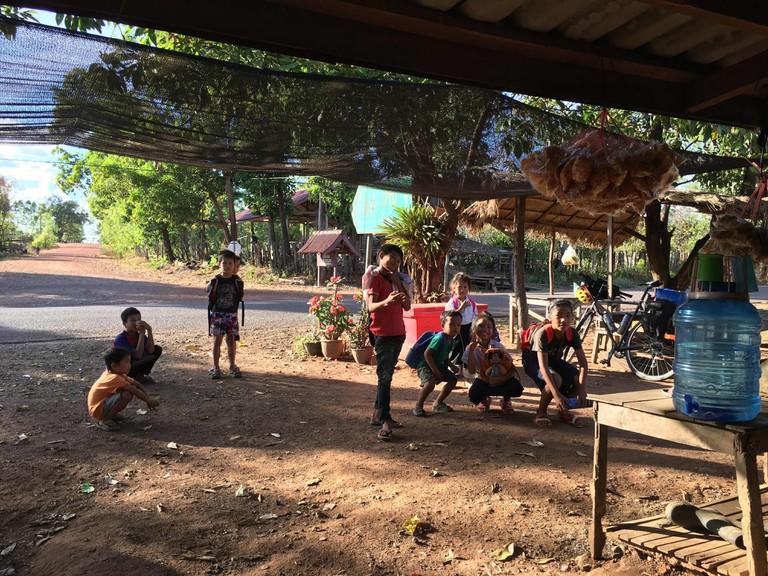 Lao Children | © Regina Beach/Culture Trip