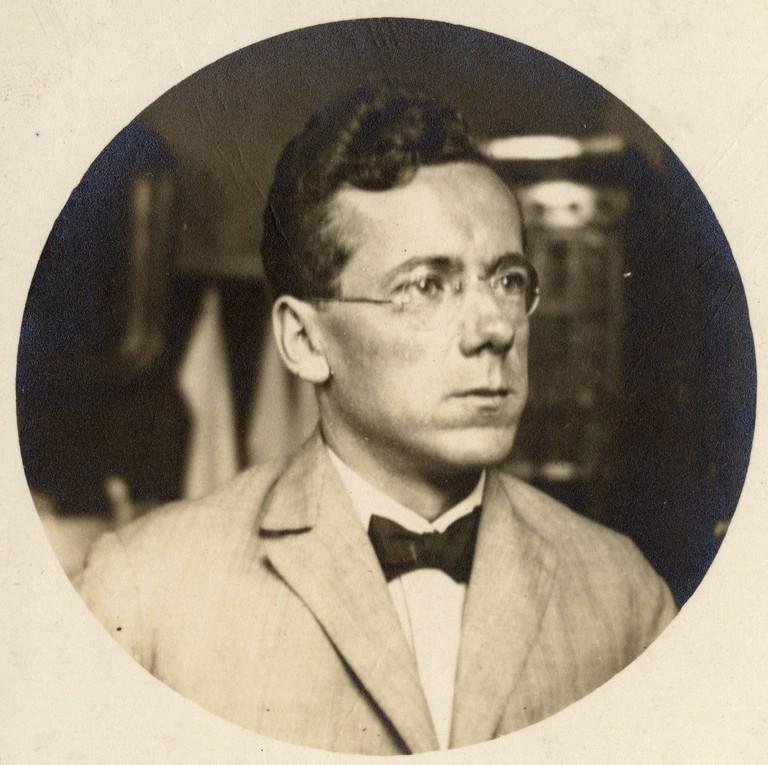 Photograph of Karl Rankl | © Arnold Schönberg Center, Wien