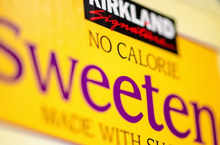 Kirkland Signature Sweetener from Costco | © m01229 / Flickr