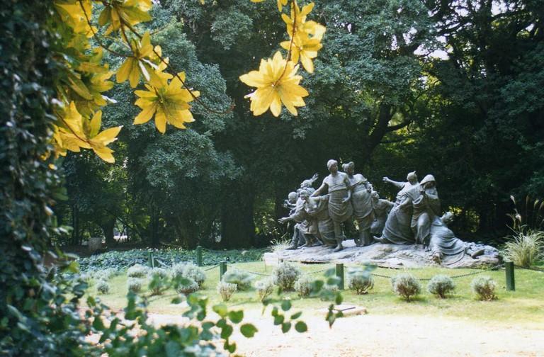 Botanical Gardens, Buenos Aires
