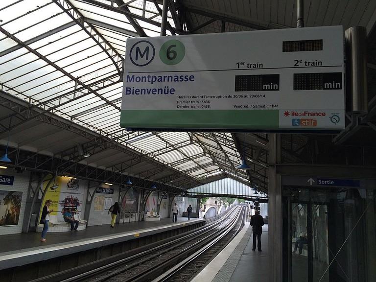 Ligne_6_-_travaux_viaduc_-_terminus_Montparnasse_2014-07-24_22-27