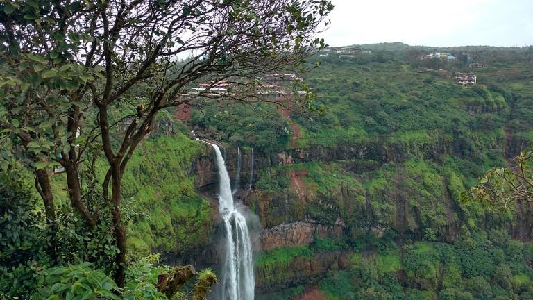 Lingmala Waterfalls, Panchgani
