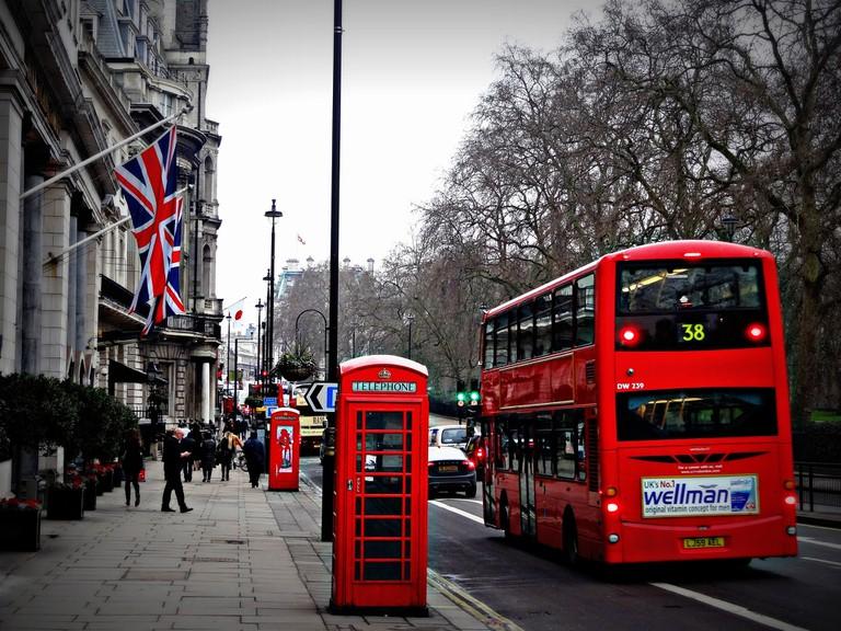 London, Great Britain | © Pixabay