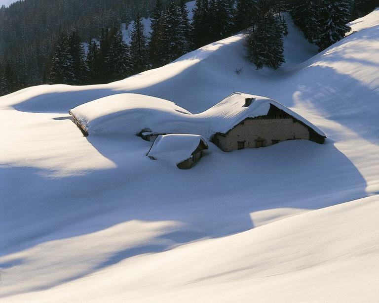 lowres_00000003114-huts-on-alpine-pastures-winterlechtaler-alps-near-strengen-oesterreich-werbung-Josef Mallaun