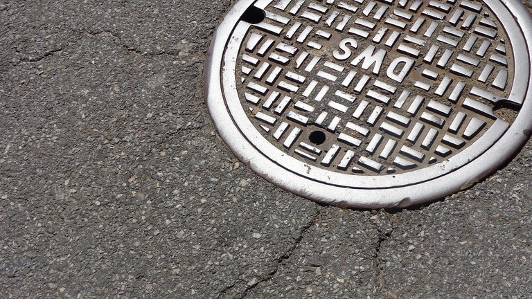The sewers of a city contain masses of data   © Atiya/pixabay