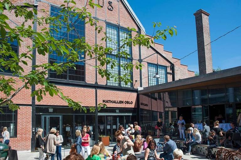 Mathallen Oslo | Courtesy of Mathallen Oslo