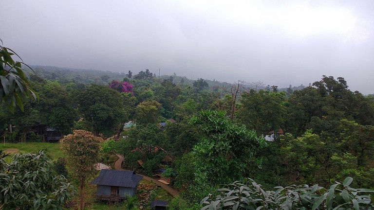 Mawlynnong Village Prasun bhardwaj 2106 WikiCommons