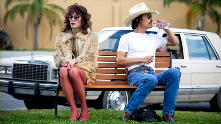 Jared Leto and Matthew McConaughey in <em>Dallas Buyers Club</em> | © Focus Features