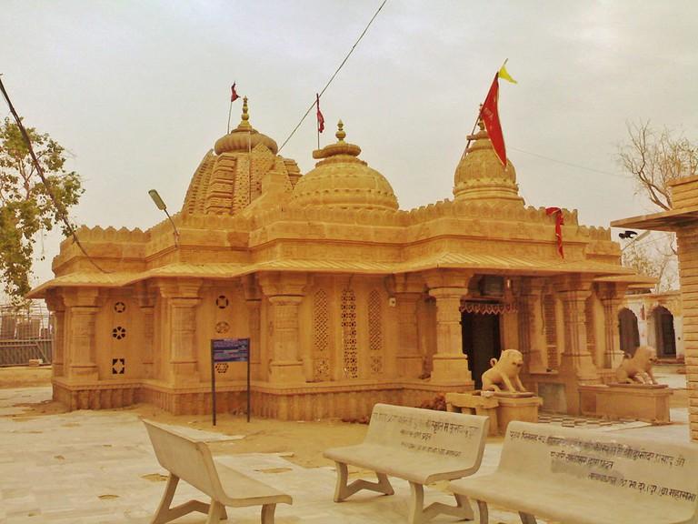 Merta temple