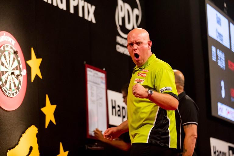 Professional Darts Corporation (PDC), German Darts Grand Prix (GDGP)
