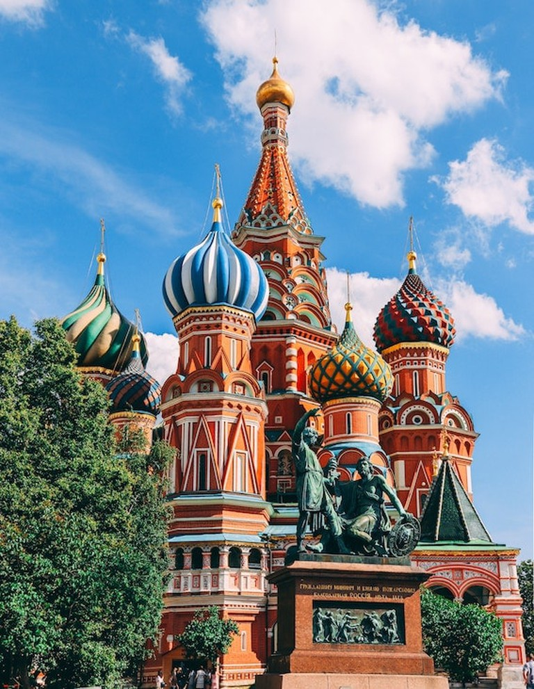 "Moscow, Russia | <a href=""https://unsplash.com/photos/jaH3QF46gAY"" target=""_blank"" rel=""noopener"">© Nikolay Vorobyev</a>"
