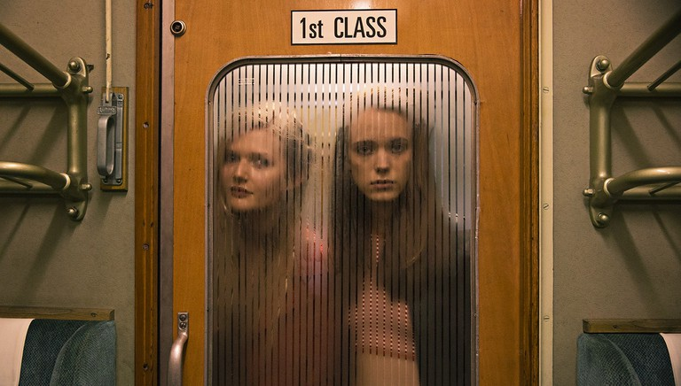 Sophie Kennedy Clark and Stacy Martin in <em>Nymphomaniac: Vol. 1</em> | © Magnolia Pictures