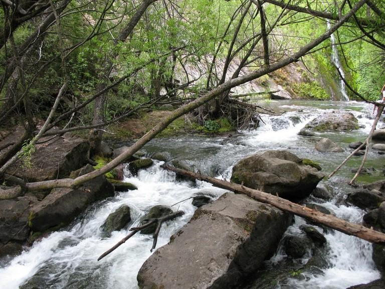River in El Bolson