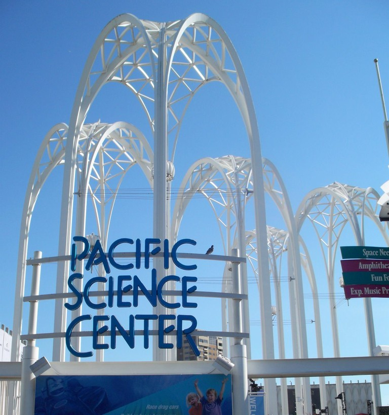 Pacific Science Center | © 一舊雲 / Wikimedia Commons