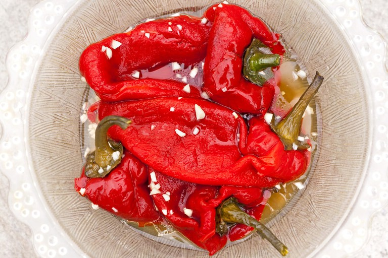 Expect plenty of peppers in Serbia | © panco971/shutterstock