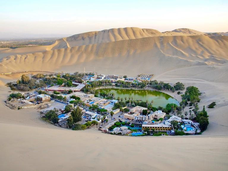 Peru Oasis