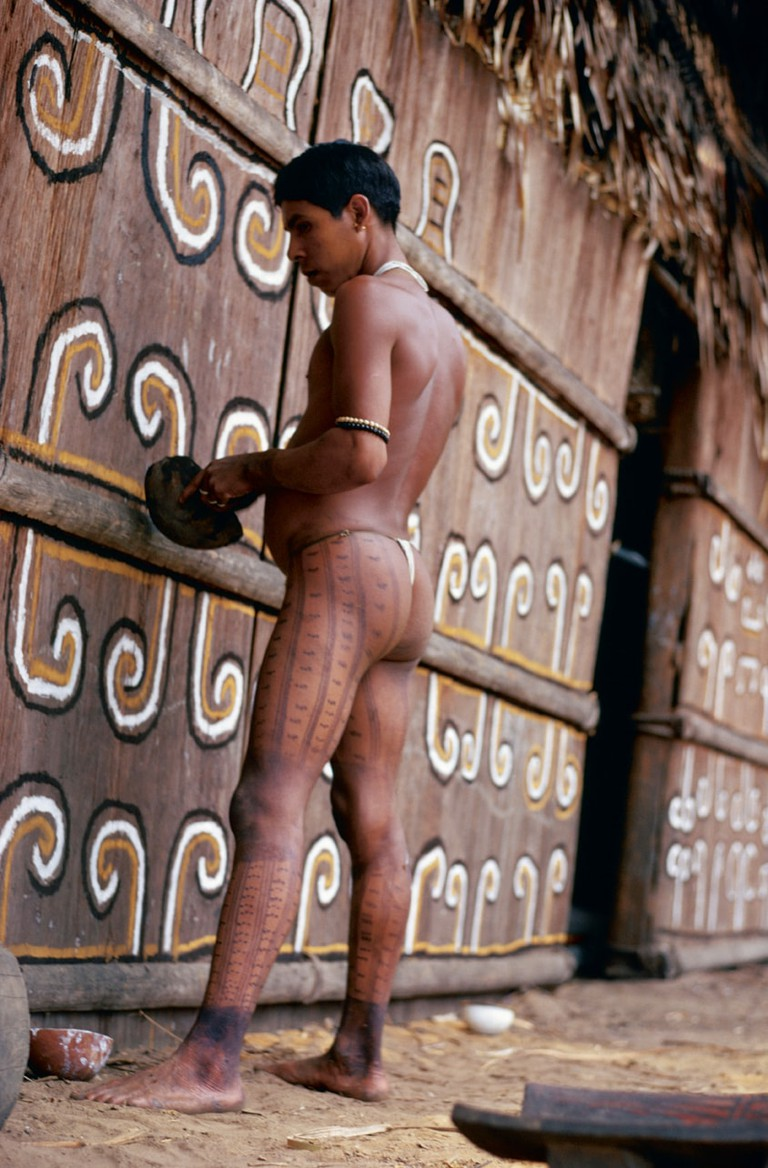 COLOMBIA North West Amazon Tukano Indigenous People