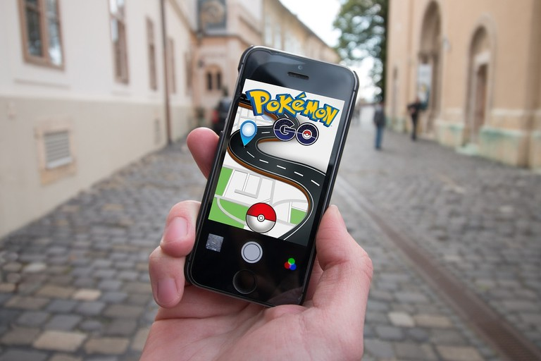Pokemon Go stux Pixabay