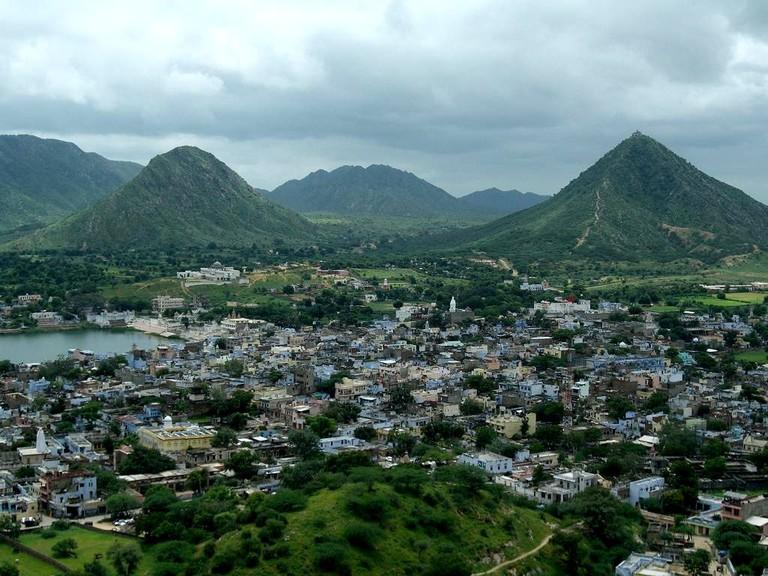 Pushkar Panorama