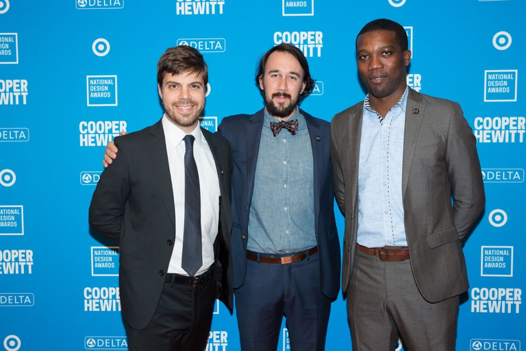 National Design Awards at Cooper Hewitt Smithsonian Design Museum, New York, USA - 19 Oct 2017