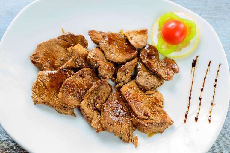 Roast Pork | © nikidinov/Pixabay