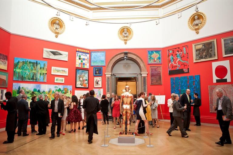 'Summer Exhibition 2012' | Photo: Darren Gerrish © Royal Academy of Arts