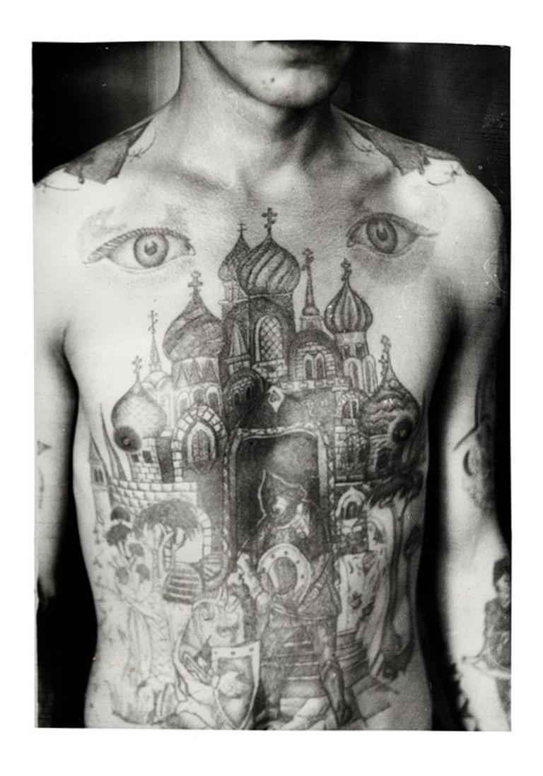 Russian Prison tattoos 10