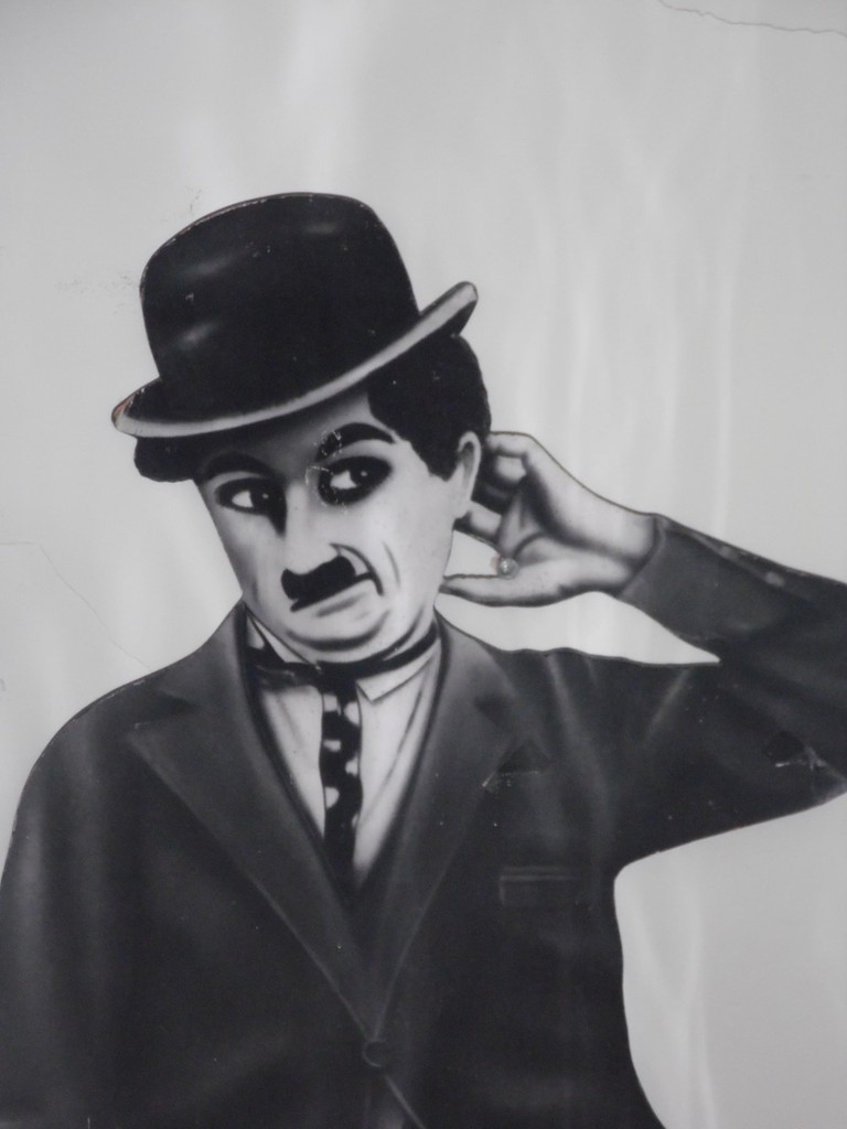 An original rendering of Charlie Chaplin at the Cinema Museum   © Lynsey Ford/Culture Trip