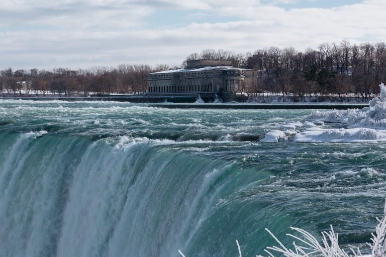 Niagra Falls-Canada