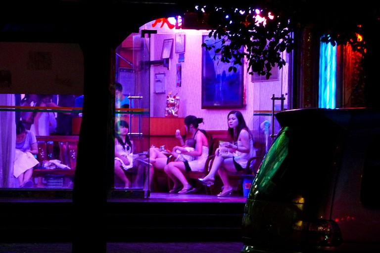 Sex Workers China Dongguan