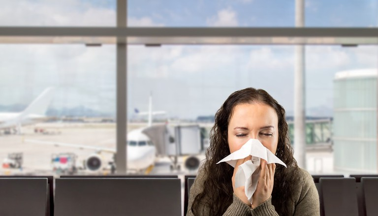 Keep your sniffles to yourself |© cunaplus/Shutterstock