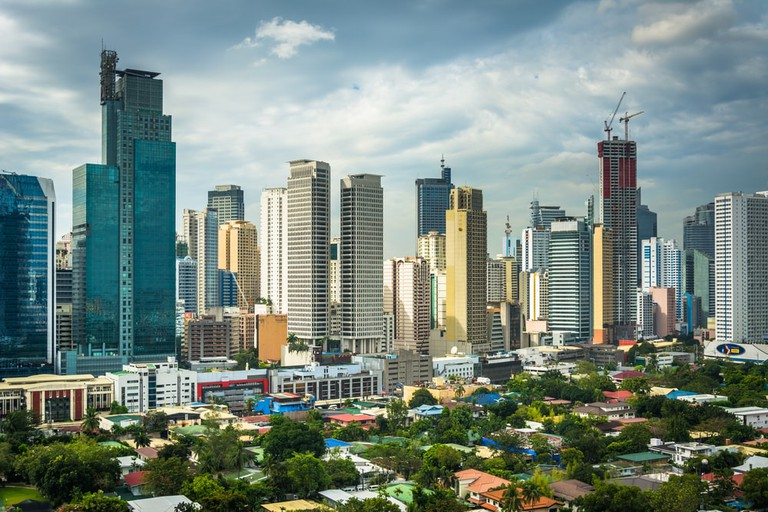 View of the skyline of Makati | © Jon Bilous / Shutterstock