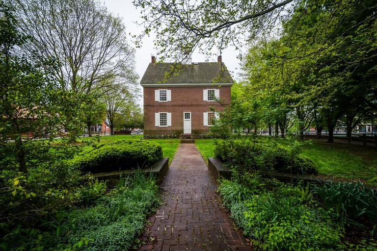 The Colonial Courthouse in York, Pennsylvania | © Jon Bilous/Shutterstock