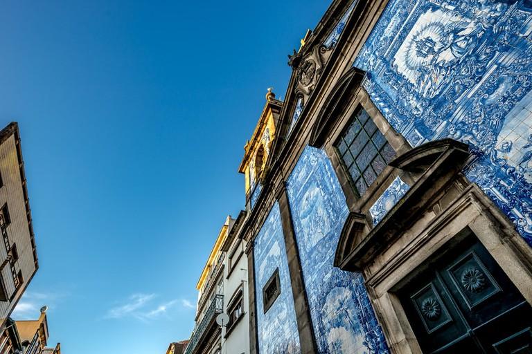 Capela Das Almas in Porto, Portugal | © Ozef/Shutterstock